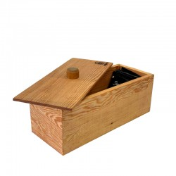 caja para el té